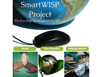 SmartWISP's Satellite System Brings Free Wifi To Musicians And More
