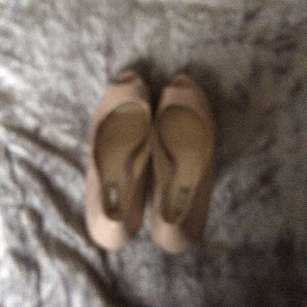 Next nude heels size 6 | in Norwich, Norfolk | Gumtree