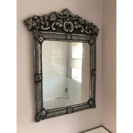 Free heavy metal mirror