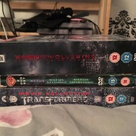 Bundle Of Box sets DVDs