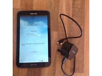 """Samsung Galaxy Tab 3 8GB 7"""" Great Condition With Charger"""