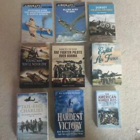 WWII Air war books