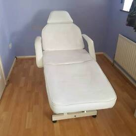 Beauty therapy couch bed