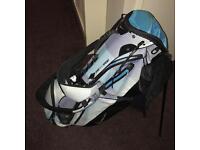 Nike golf bag + extras