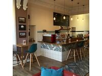 Coffee House for events hire