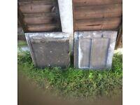 Redland stonewold mk11 concrete tiles