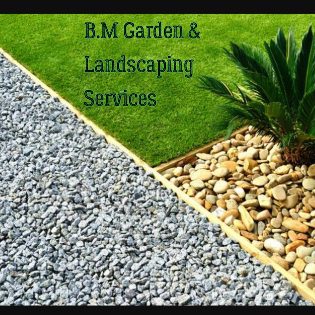 B.M garden and landscaping services