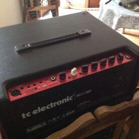 TC Electronic BG250 Bass Guitar Combo