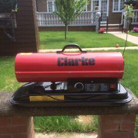 Diesel Space Heater CLARKE XR60