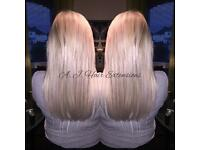 A. J. Hair Extensions