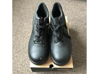 Portwest Steelite Boots Safety Shoes Worn Once Very Good Condition
