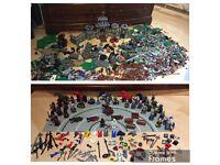 Lego CASTLE massive bundle 5kg