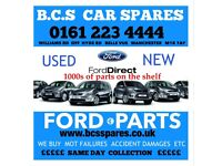 FORD FIESTA FOCUS MONDEO S-MAX C-MAX KUGA GALAXY PARTS BREAKING BREAKERS SPARES