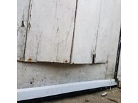 Joiner to replace an outside door