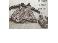 Lots of baby girls Next/Zara/Monsoon clothing