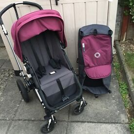 Bugaboo cameleon is in very good condition