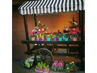 Created Flowers florist