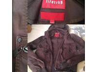 Firetrap jacket brown