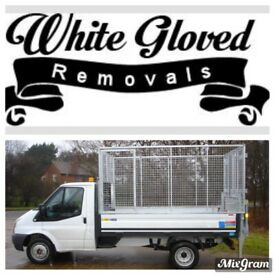 SAME DAY JUNK REMOVAL-RUBBISH & HOUSE CLEARANCE-BUILDERS WASTE-OFFICE-GARDEN-GARAGE-MAN & VAN