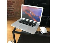 Macbook Pro 15'' Great Condition, i7, 16GB Ram, 500GB HHD, 2011