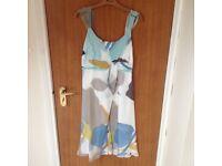 Fenn Wright Manson Pure Silk Dress Size 10