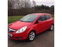 Vauxhall Corsa 1.2 SXi 16v , 5 Door , ----- 1 Years MOT ----- , Excellent Condition