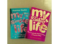 "Joanna Nadin ""My So Called Life"" Books"