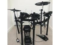 Roland V-Drums TD11K Electronic Drum Kit Set E Drums Compact and Affordable TD 11 TD-11 TD11