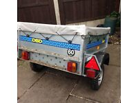 3 x 4 trailer very good condision