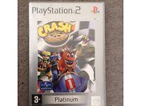 Crash Nitro Kart. PS2 Game