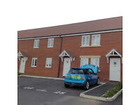 Wyndham Park , Yeovil - 2 Bed Coach House Apartment To Let, avail mid June