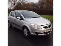 Vauxhall Corsa 1.2i Life 16v , 2008 , ----- 1 Years MOT ----- , Excellent Condition