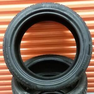 (ZH69) 1 Pneu dHiver - 1 Winter Tire 245-40-19 Pirelli 6/32