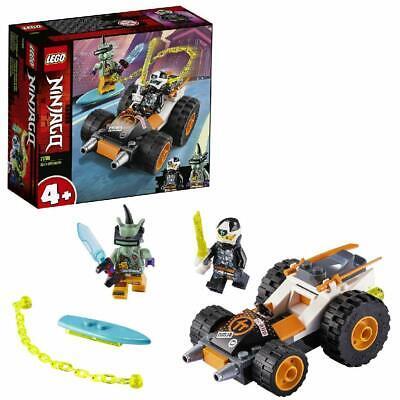 Official LEGO NINJAGO Cole's Speeder Racing Vehicle (71706)