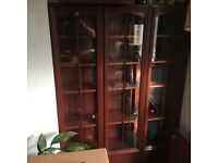 Book or Display cabinet