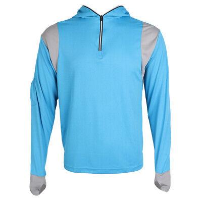 Men Hoodies Fishing Clothing Long Sleeve Outdoor Breathable Fishing Shirts