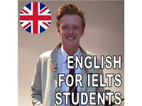IELTS & Casual Conversation English Lessons for All Levels. Online Skype or Face to Face Tutor