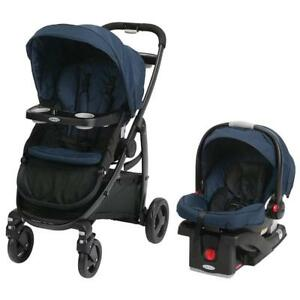 NEW Graco Modes Travel System, Salute