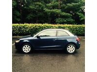 Audi A1 1.6 TDI, One lady owner, very reluctant sale due to arrive of baby! First to see will buy