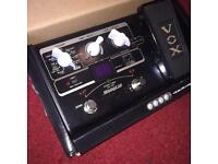 Vox StompLab IIG FX Pedal