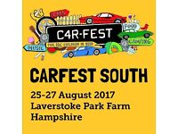 Carfest Tickets