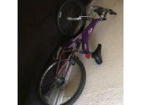 Medium sized girls/ladies bike £25