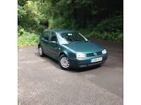 "2000 Volkswagen mk4 Golf E 1.9 sdi diesel, 5 speed manual, green 96k "" 12 MONTHS MOT """