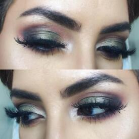 Makeup Artist and Brow & Lash Therapist in Glasgow City Centre. Eyebrow Threading,Party Lashes