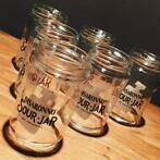 Lot de 6 verres Jar Amaretto Sour