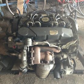 FORD MONDEO/JAGUAR X TYPE TDCI ENGINE