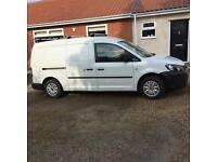 2013 (63) VW CADDY MAXI WHITE (NO VAT)