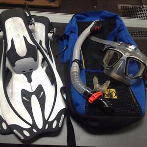 Body Glove Snorkel Set. Size S-M (XA2PW3)