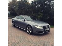 Audi A5 - 3.0L diesel, Sline, Quattro, special edition - 2009