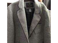 Zara grey blazer